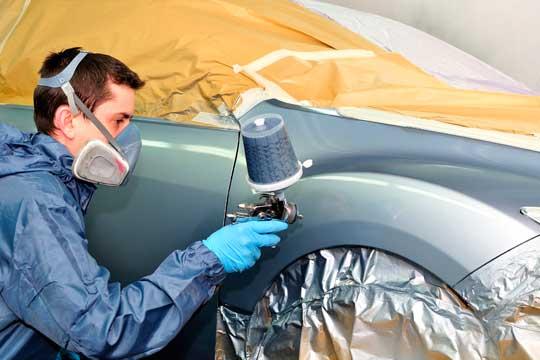Talleres chapa y pintura y las aseguradoras